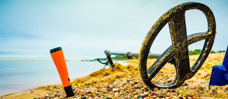 Accessories for metal detector
