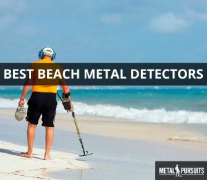 What is the best metal detector for beach and saltwater?