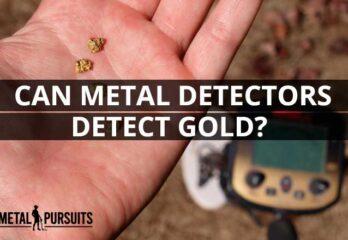 Can Metal Detectors Detect Gold