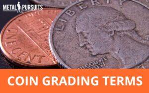 Coin grading terms
