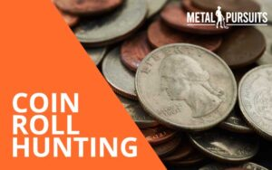 Coin roll hunting