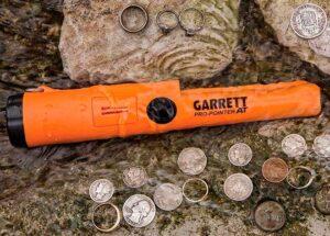 Garrett Pro Pointer AT detector waterproof