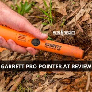 Garrett Pro-Pointer AT Review