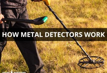How metal detectors work