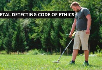 Metal detecting code of ethics