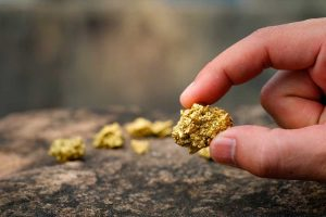 Metal detecting tips for gold